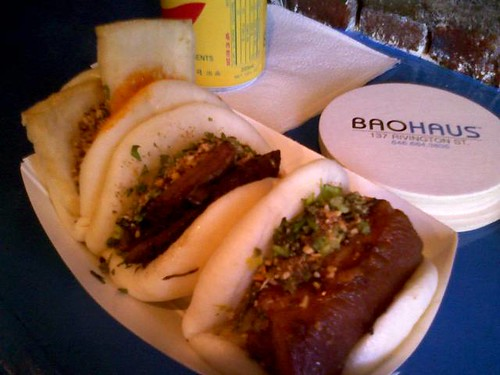 bao haus lower east side NY