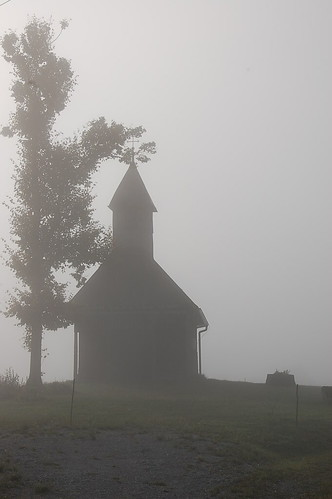 A small remote church