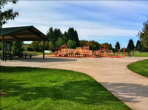 Felida Community Park playground