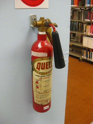 UC fire extinguisher