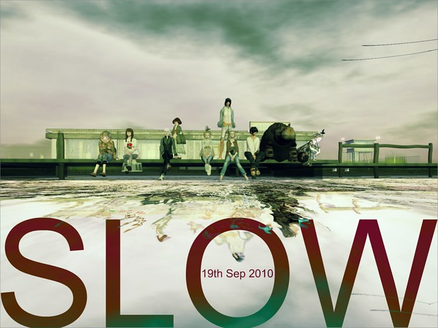 SLOW coming soon!!!