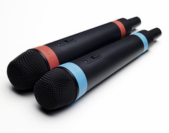 SingStar WirelessMic 140808