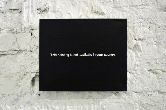 """This Painting is Not Available in Your Country"" (CC BY-NC-ND)"