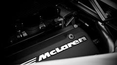 McLaren (erdero) Tags: bw white black beach silver monterey f1 company pebble mclaren carmel co concours 62 concourse 2010 062 gooding delegance