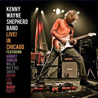 Kenny Wayne Shepherd - Live In Chicago (CD)