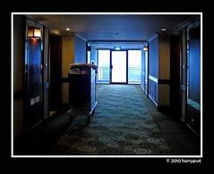 my hotel lobby (harrypwt) Tags: light summer window indonesia hotel framed jakarta senayan nv10 harrypwt
