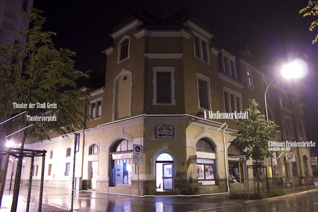Medienwerkstatt des XIX. Greizer Theaterherbst