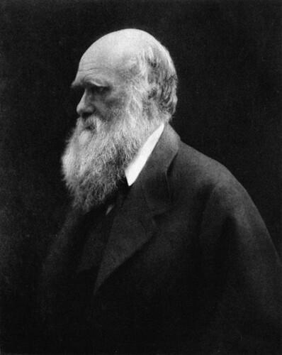 Darwin in 1868