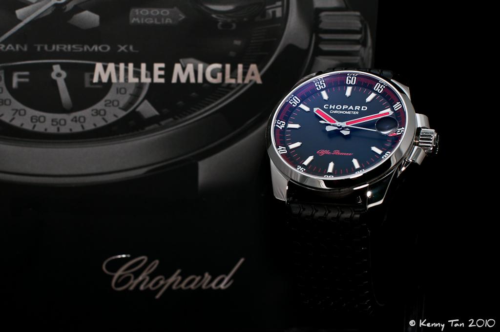 Chopard Gran Turismo XL Alfa Romeo