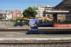 Station Tiburtina, Rome (paul.hoff) Tags: holiday rome hoff italie romans tiburtina romeinen