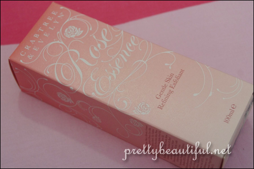 Crabtree & Evelyn Gentle Skin Refining Exfoliant