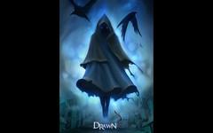 drawn: dark flight - raven promotional art