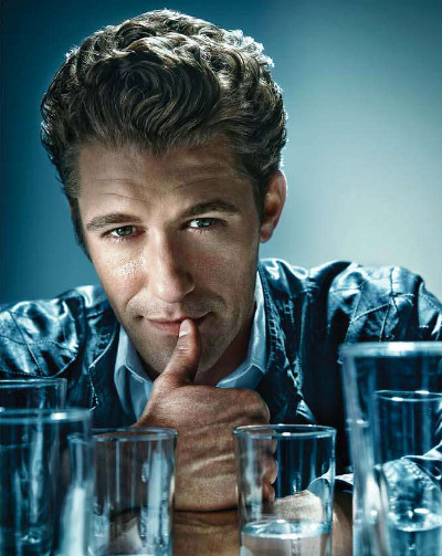 Matthew Morrison GQ photo shoot.