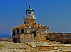 Corfu lighthouse