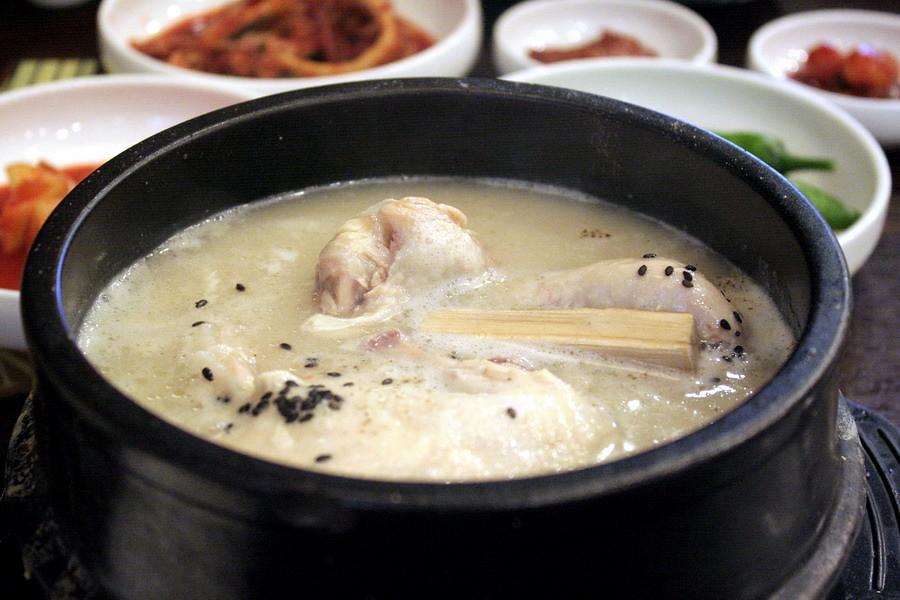 Ginseng chicken restaraunt(3)