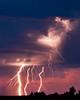 2 lightning shots merged (Marvin Bredel) Tags: storm oklahoma nature night nighttime thunderstorm lightning marvin merged kingfishercounty marvin908 oklahomathunderstorms therebeastormabrewin therebeastormbrewing bredel marvinbredel