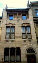 SCHAARBEEK (marthares) Tags: brussels art architecture kunst bruxelles artnouveau brussel schaarbeek schaerbeek horta victorhorta maisonautrique