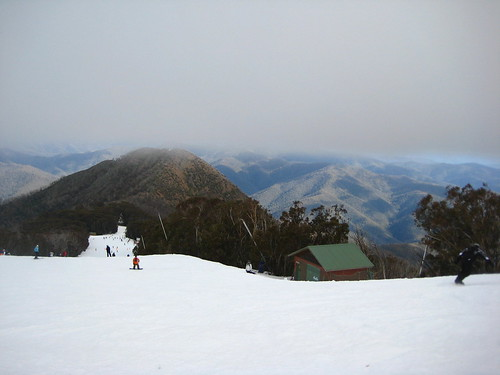 australia.. has snow?