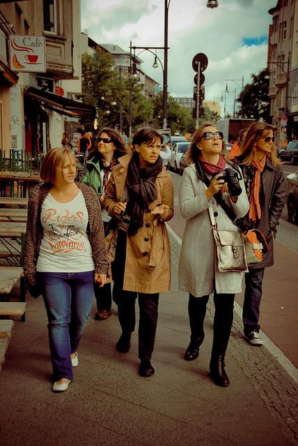 261:365 the fabulous women of blog camp berlin