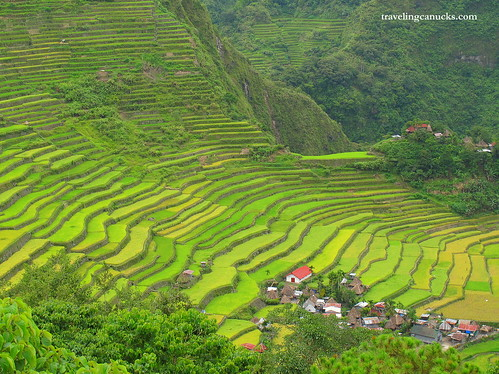Ancient Rice Terraces of Batad, Philippines