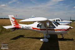 G-THOT - PFA 274-13159 - Private - Jabiru SK - 100710 - Fowlmere - Steven Gray - IMG_6668