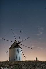 Quijote Ortuo (Popewan) Tags: longexposure nightshot molino nocturna cartagena largaexposicion cuestablanca popewan canon1735 tiajarapa
