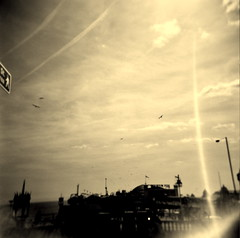drama in the sky
