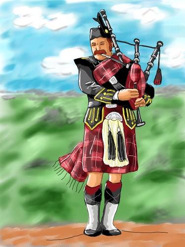 scotland bagpiper-01