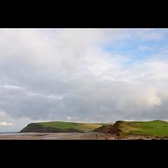 St Bees Head #1 (Dave-Mann) Tags: uk sea seascape beach landscape seaside lakedistrict coastal cumbria headland stbees 18200mm nikond300s