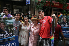Carolyn B. Maloney & Supporters