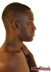 Profiling (Ty Shot This) Tags: atlanta shirtless man male canon model maurice profile headshot muse 30d tyshotthis