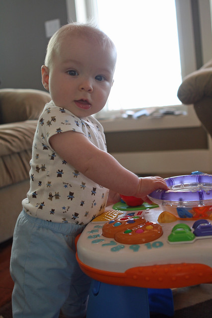 Such a Big Boy!