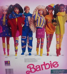 Benetton Fashion Collection, 90s (Blythemaniaco) Tags: fashion marina outfit doll european moda ken barbie collection dresses teresa christie edition mattel nineties picnik 90s mueca benetton