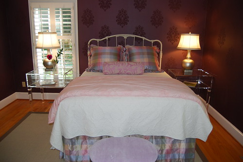 Kirsten Nease - Bedroom Makeover