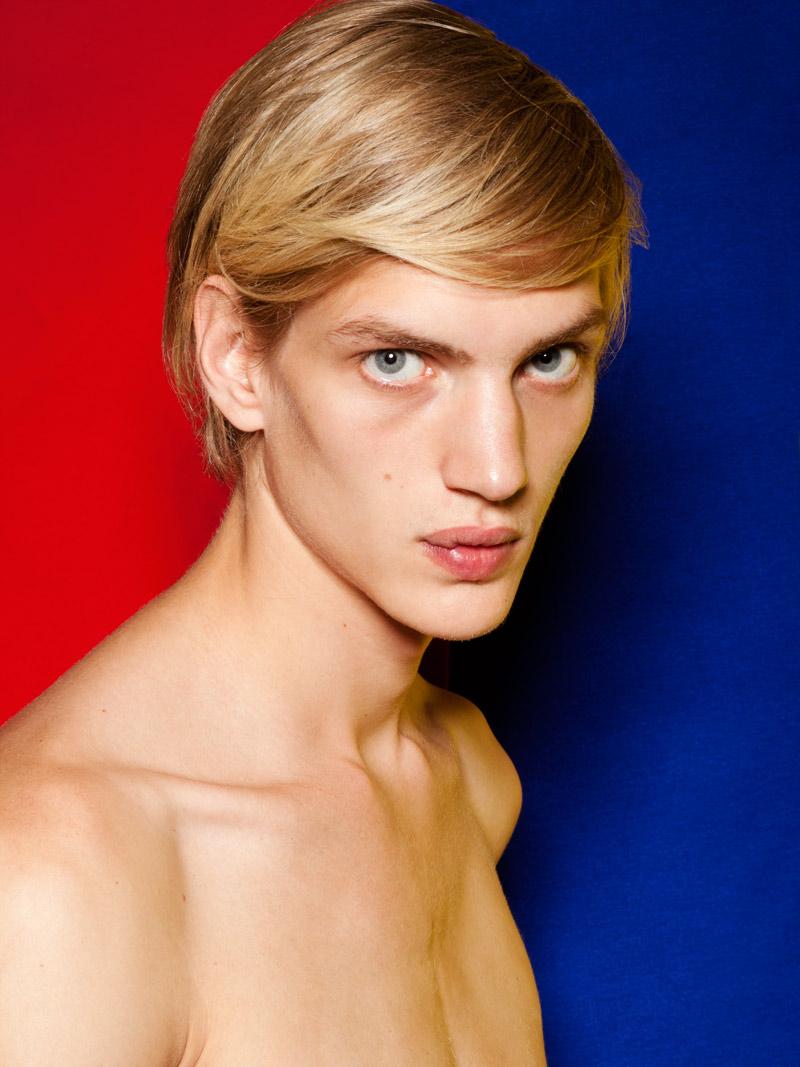Excellent Male Model Paul Boche