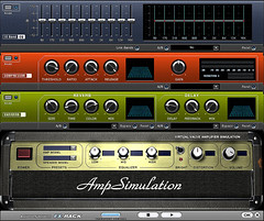 SFX Magix Samplitude Music Studio.