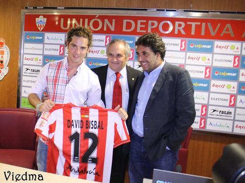 Ud.Almería y David Bisbal