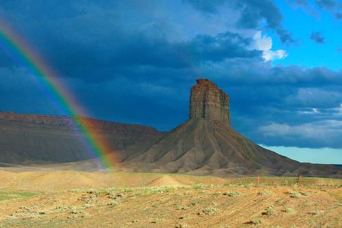 Piove anche nel deserto / It rains even in the desert