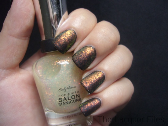 Sally Hansen Hidden Treasure Matte