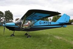 G-MYDX