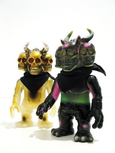 RealxHead x Skull Toys Dokurocks Mutants