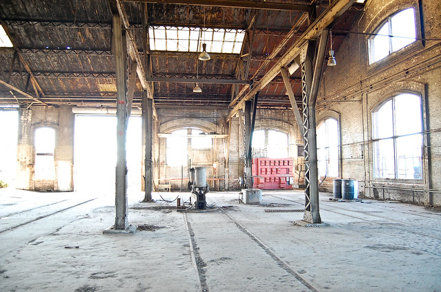 Southern Pacific Diesel Shop