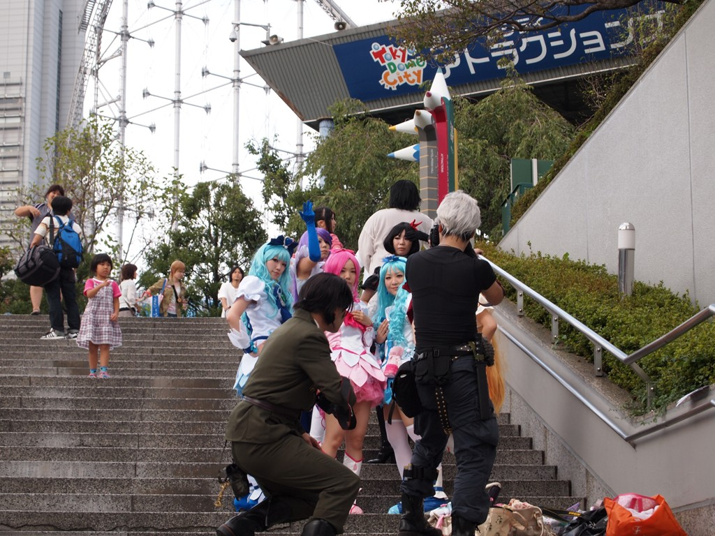 Cosplay Festa at Tokyo Dome City 2010.09. Part2