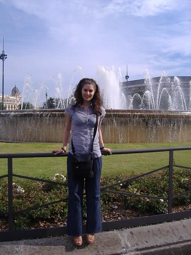 Екскурзия до Барселона пеещите фонтани