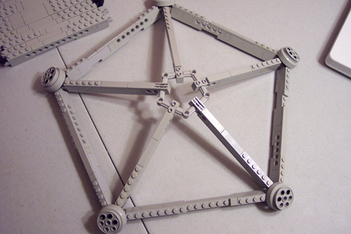 How To Build A Big Lego Geodesic Dome Instructions