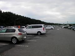 tsujido parking