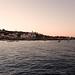 Porto di Stromboli al tramonto