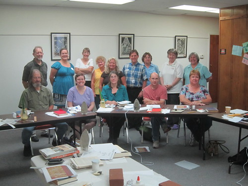 Basic Book Repair Workshop-Manteo