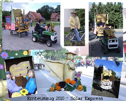 Kirche Etelsen - Solar-Express