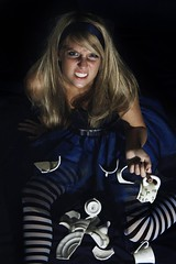 Alice in Wonderland (kirbybk17) Tags: alice throughthelookingglass alicewonderland maliceinwonderland